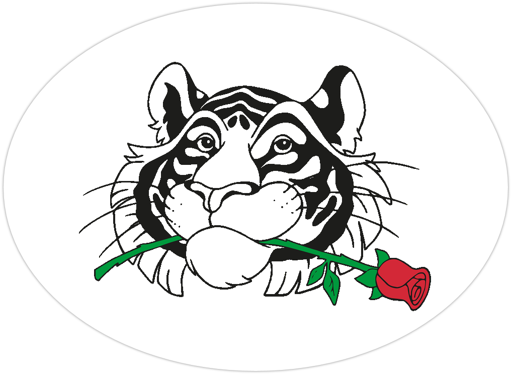 The Tigre Rose